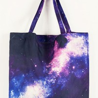 Galaxy Star Bag Purple$30