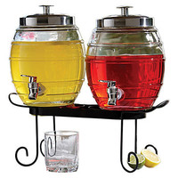 One Kings Lane - Alfresco Entertaining - Pub Beverage Dispenser Set