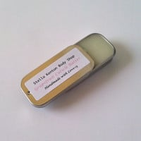 Natural Grapefruit Nail & Cuticle Balm, Shea Butter