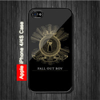 FALL OUT BOY #2 iPhone 4,4S Case