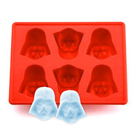 Star Wars Darth Vader Silicone Ice Tray - buy at Firebox.com