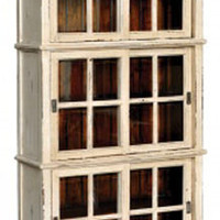 English Bookcase Single Tall