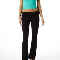 Aerie Slim Gym Boot Crossover Pant | Aerie for American Eagle