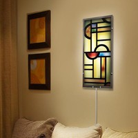 Illuminada - Mondrian Wall Sconce Light (8821) - Wall Sconce Lights