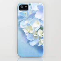 BLUE DREAM iPhone Case by  VIAINA | Society6