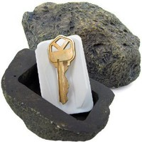 Rock Hide a Key: Home &amp; Kitchen
