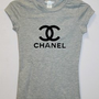 Chanel Logo Shirt