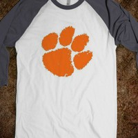clemson paw tee 2.