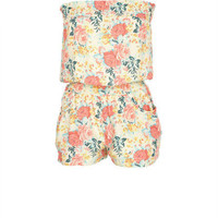 Rayon Challis Romper