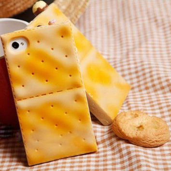 Crackers Phone Case For iPhone4/4S