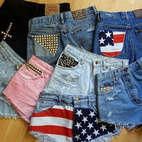 SURPRISE SHORTS hipster tumblr grunge