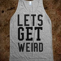 weird - shirts