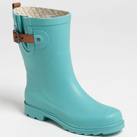 Chooka &#x27;Top Solid Mid Height&#x27; Rain Boot (Women) | Nordstrom