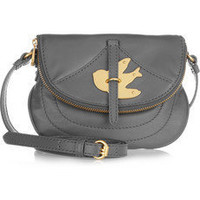 Marc by Marc Jacobs|Petal to the Metal leather shoulder bag|NET-A-PORTER.COM