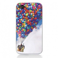 Movie Theme Collection iPhone 4 / 4S Case - Balloon
