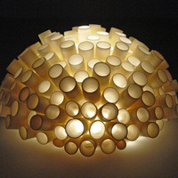 """Tubes Wall Light"""