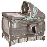 Amazon.com: Baby Trend Deluxe Playard, Provence: Baby
