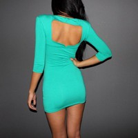 Party Evening Sleeve Club-wear Sexy Tunic Dress 10