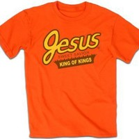 Amazon.com: Christian T-shirt Sweet Savior King of Kings: Clothing