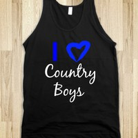 I Love Country Boys - Reddicks