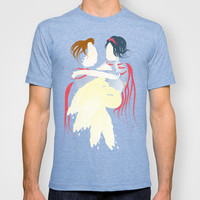 Disney - Snow White T-shirt by Jessica Slater Design & Illustration