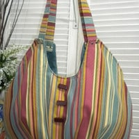 Mayca's Pearshaped Bag / Diaper Bag / Tote Bag by maycascollection