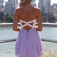Beautiful Backs: Open &amp; Low Back Dresses &amp; Shirts