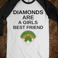 Diamonds are a girls bestfriend* - The Sunshinee Shop