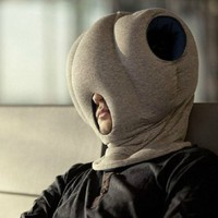 Magic Ostrich Pillow Neck Protection Pullover Nap Cotton-padded Soft ,Office the Nap Pillow Car Pillow Everywhere Nod Off to Sleep