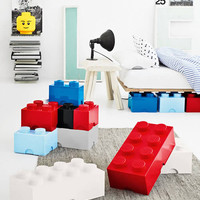 Giant LEGO Brick Storage Box - Large - Toy Boxes |  Lego Storage Boxes | Hand Painted Toy Boxes