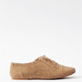 London Oxford Flats - Beige