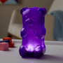 The Land of Nod | Purple Gummy Bear NIghtlight in Nightlights