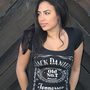 Jack Daniels NEW Women&#x27;s T-Shirt Whiskey Tennessee  from TruDesignz