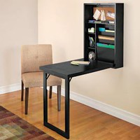 Fold-Out Convertible Desk, Wall Mounted Folding Desk | Solutions