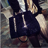 Cool Shiny Sparking Handbag Shoulder bag