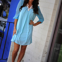 Easy, Breezy, Beautiful Dress: Sky Blue | Hope&#x27;s