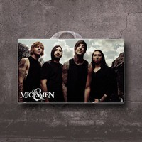 "Band Promo 3"" x 5"" : MerchNOW"