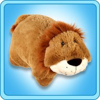 Pillow Pets®  Folding Plush :: Lively Lion - My Pillow Pets® | The Official Home of Pillow Pets®