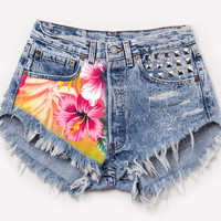 The Flora Shorts from ShopWunderlust