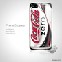 Coca Cola Classic Drink Can iPhone Case 5