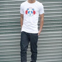 (99+) Giaroye clothing panda dj tee shirt | Giaroye Clothing | ASOS Marketplace