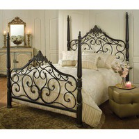 Hillsdale Furniture Parkwood Four Poster Bed