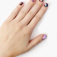 Twilight Galaxy Nail Wrap