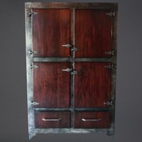 Custom Linen Closet - Furniture