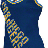 San Diego Chargers Women's Cheer Tank Top