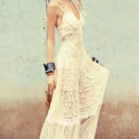 Free People FP New Romantics Love Me Do Romper at Free People Clothing Boutique