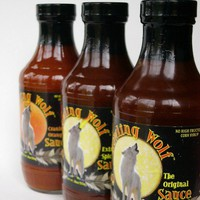 Howling Wolf BBQ Sauce 3 Pack Great Father's by HowlingWolfSauces