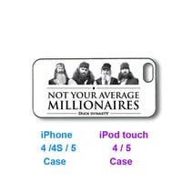 Duck Dynasty - iPhone 4 case, iphone 5 case, ipod case, ipod touch case, ipod 5 case, ipod 4 case,  personalized phone case