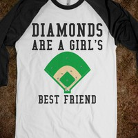 DIAMONDS ARE A GIRL'S BEST FRIEND - glamfoxx.com