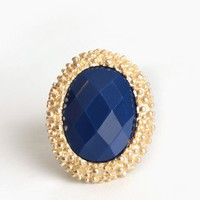 Royal Stone Oval Ring @ FrockCandy.com